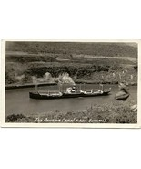 Panama Canal at Summit post card - $5.00