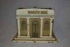 1913-26 Christian Berger WIRELESS sound activated toy BANK     RARE!! - $247.49