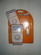 NEW - Speck FunSkin Cloud iPod Skin Case White IV-WHITE-CL, Fits 30/60 G... - $3.99