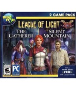 """""""NEW"""" Big Fish League of Light THE GATHERER + SILENT MOUNTAIN-PC - $14.95"""