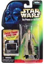 Star Wars: Power of the Force Freeze Frame > Han Solo in Endor Gear A... - $10.00