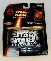 Battle Bags -Swamp Creatures Star Wars Episode I - $15.00