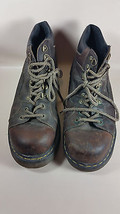 Men's Dr. Martens 9728 Lace to Toe Ankle Boots size US 13 UK 12 used - $55.00
