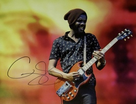 Gary Clark Jr. Autographed Hand Signed 11 X14 Photo W/Coa Blues Grinder - $119.99