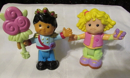 EUC Fisher Price Little People Prince Sarah Lynn Bendable Posable Jointe... - $6.50