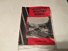 DECEMBER 1955 LOCOMOTIVE ENGINEERS JOURNAL [Paperback] [Jan 01, 1955] VA... - $10.06
