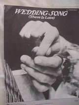 Wedding Song (There Is Love) All Organ Solo (Sheet Music) [Paperback] [Jan 01... - $15.06