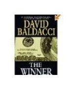The Winner by David Baldacci Mystery pb - $1.00