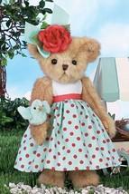 """Bearington Bears """"Sweetoe & Tweetie"""" 14"""" Collector Bear- Sku #143273- 2014 - $39.99"""
