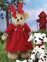 "Bearington Bears ""Sydney Spots"" 10"" Collector Bear- Sku #179914- 2011 - $29.99"