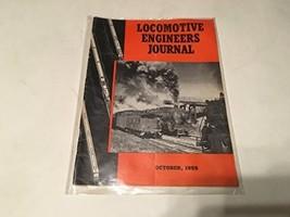 October 1955 Locomotive Engineers Journal [Paperback] [Jan 01, 1955] Various - $10.06