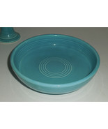 Vintage Fiesta Dessert Bowl in Turquoise - in E... - $29.00