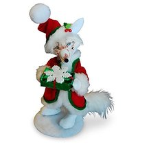 Annalee - 8in Snowflake Fox