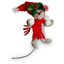 Annalee - 3in Snowball Mouse