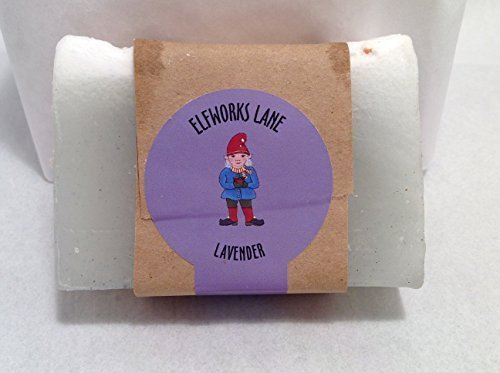 Lavender Small Batch Luxury Gourmet Vegan Soap 4 Ounce