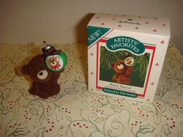 Hallmark 1987 Beary Special Ornament - $8.99