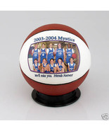 Personalized Custom Mini Basketball Coach Trophy Award Gift - $26.95