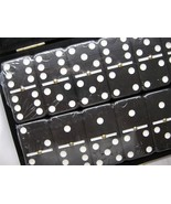 dominos jumbo size New Black Dominoes Spinner 1/2 In Thick Free Shipping... - $37.95