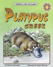 Platypus Creek Animal of Australia Mammals Science by Vanessa Giancamilli - $2.84