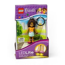 LEGO Friends Andrea Keychain with LED Light, 2.75-Inch - $4.79