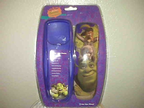 Dream Works Shrek the Third Trim Line Phone by Disney