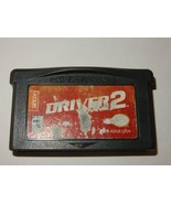 Driver 2: Advance (Nintendo Game Boy Advance, 2002) CARTRIDGE ONLY - $3.99