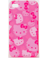 Hello Kitty Clear iPhone 4 Case - $15.00