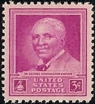 1948 3c George W. Carver, Botanist Scott 953 Mint F/VF NH - $0.99