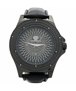 Super Techno .010CT diamond watch M-6235 - $39.59