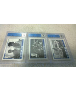 Carroll Shelby Signed Autographed Graded Certified 10x Card Set PRICE DROP - $1,513.07