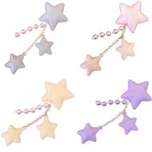 Ruby Rose Swimmer Star Hair Clip Ageha Gyaru Lolita Kawaii Japanese Fashion - €34,92 EUR