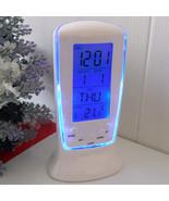 Clocks Frozen Despertador Desk Clock Bedside Alarm Electronic Watch Squa... - $29.95