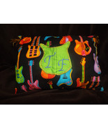 Guitar Tooth Fairy Pillow IN STOCK - $12.00