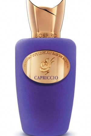CAPRICCIO by SOSPIRO 5ml Travel Spray XERJOFF Oud Coumarin Neroli Musk Perfume
