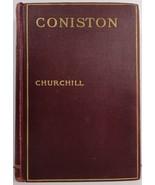 Coniston by Winston Churchill 1906 Macmillan - $5.99