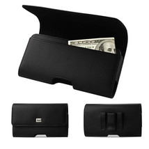 Wallet Leather Case Case fits HTC 626s with a cover on it - $9.89
