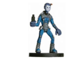 Polis Massa Medic 16 Wizards Of The Coast Star Wars Miniature - $0.99