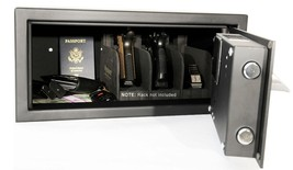 Verifi S6000 Smart Safe Fast Acces Biometric Pistol Gun Valuables Securi... - $494.50