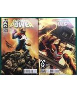 SUPREME POWER lot of (2) issues #1 & #2 (2011) Marvel Comics FINE - $9.89
