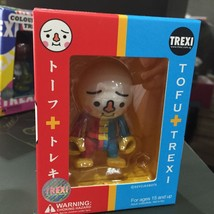 New Trexi To-Fu Oyako Kidrobot Devilrobots Tofu Figure 2.5 In Mini Figur... - $27.64