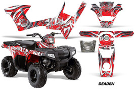Polaris Sportsman 90 AMR Racing Graphic Wrap Kit Quad Part Decals ATV DE... - $129.95