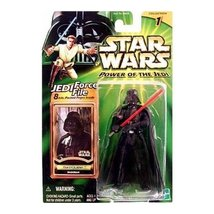 Star Wars Power of the Jedi Darth Vader Dagobah with Jedi Force File - $9.99