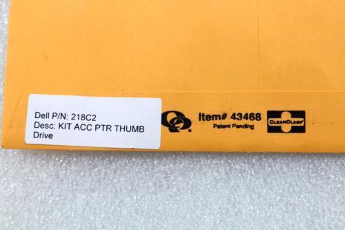 Dell B3465dn B3465dnF Mono laser printer firmware update thumb drive kit 218C2
