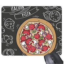 Italy Characteristic Illustration Mouse Pad Rubber Gaming Mouse Mat ?18 ... - $25.40