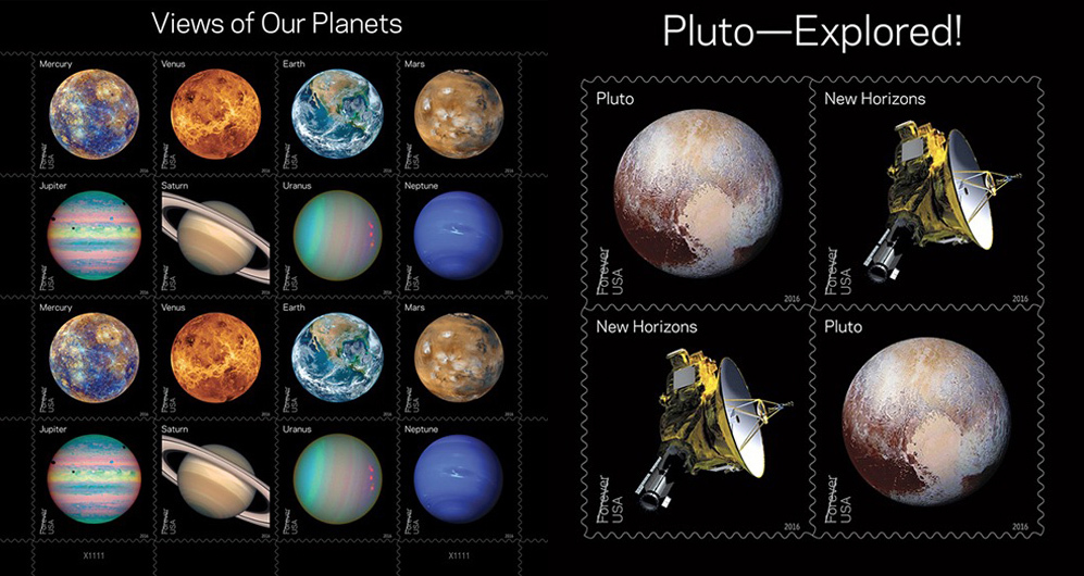 "the question whether pluto is a planet of our solar system or not It only applied to planets in our solar system to revisit the question of ""what is a planet on what a planet is or isn't and whether pluto is."