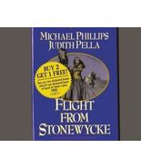 Flight From Stonewycke by Michael Phillips  Chr... - $0.95