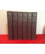 HISTORICAL ROMANCES OF FRANCE SET 0F 6 BOOKS- VINTAGE 1912 CHARLES SCRIBNER - $65.00