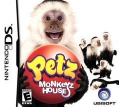 Petz Monkeyz House - Nintendo DS [Nintendo DS] - $11.99