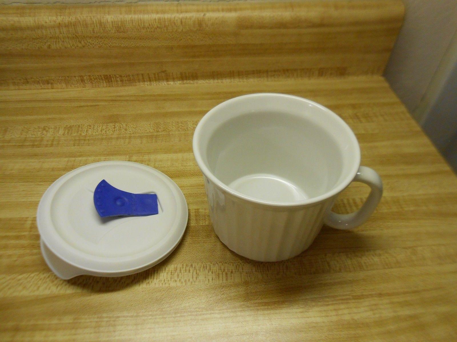 corning ware soup mug for microwave oven or regular oven too - $12.95