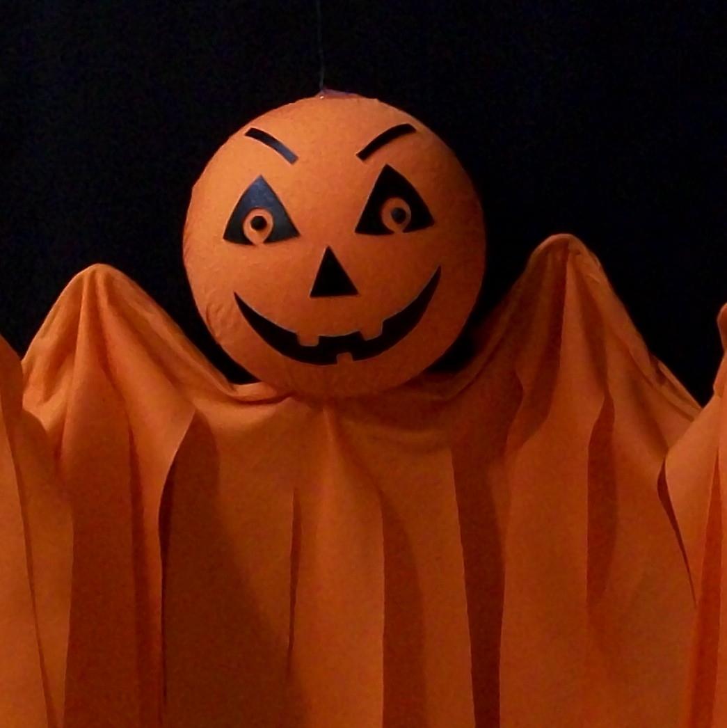 Halloween decoration pumpkin head 28